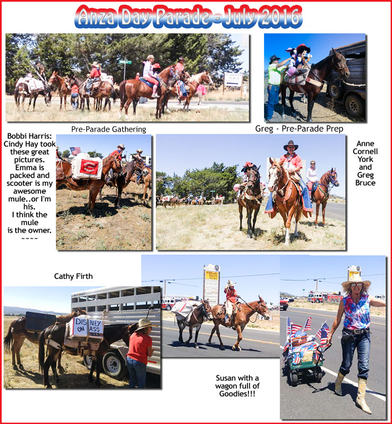 Anza Day Parade 2016